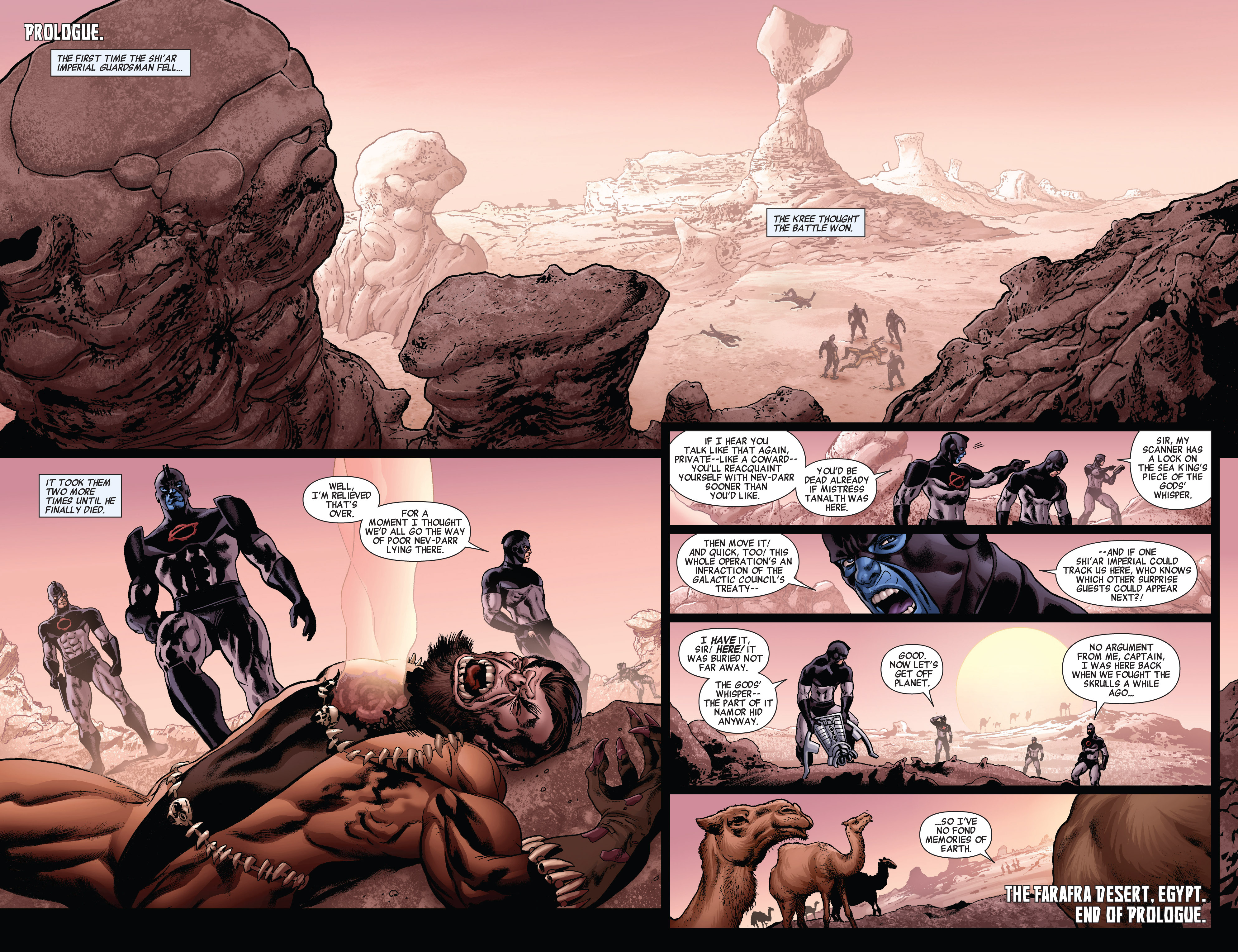 Read online All-New Invaders comic -  Issue #1 - 3