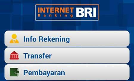 Beda Fitur Internet Banking BRI Versi Web Dengan Versi Mobile