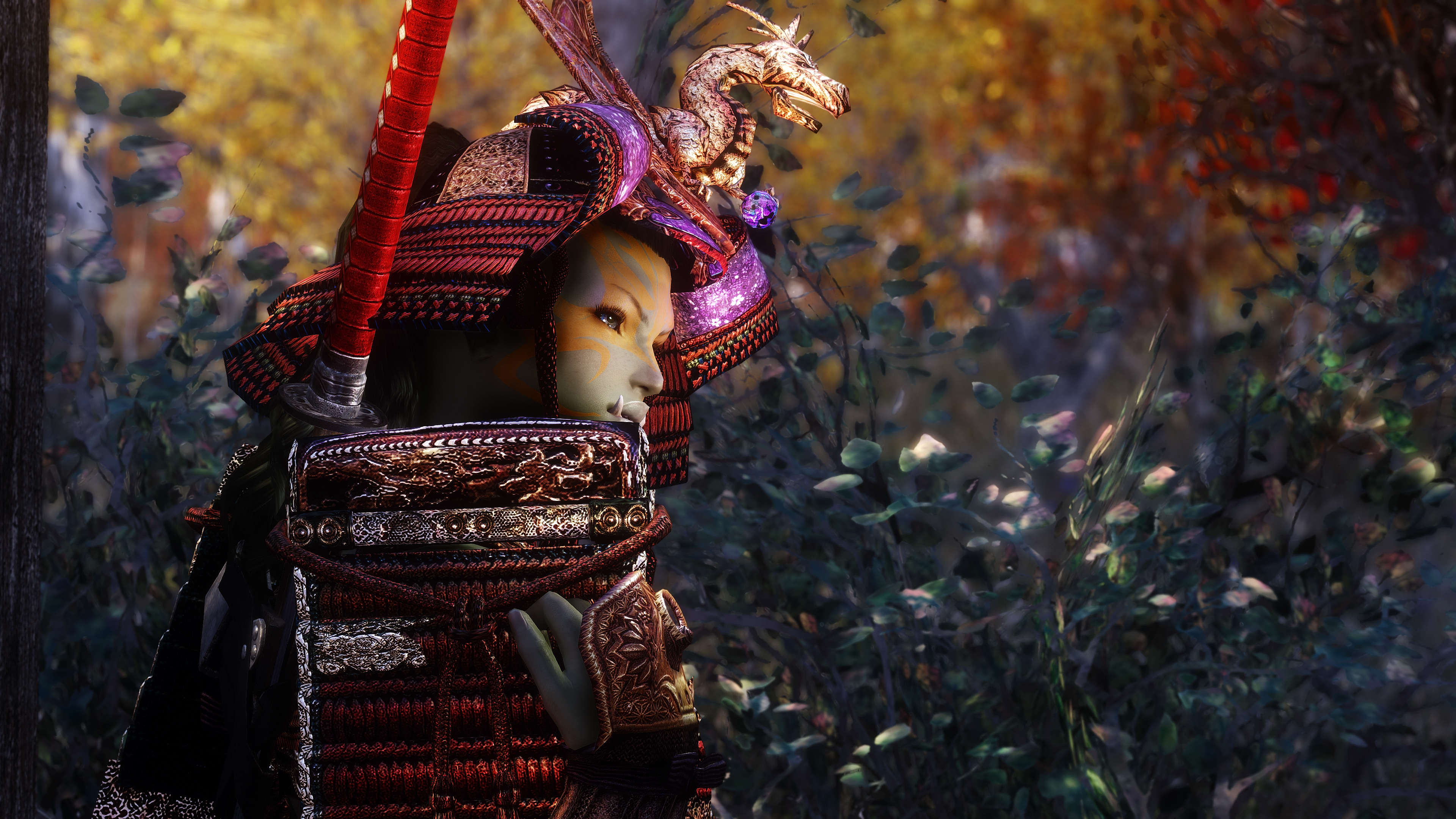 Akabir samurai