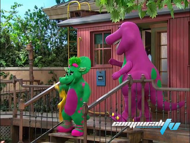Barney 123 Learn DVDRip Español Latino