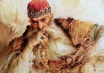 Οι θηριωδίες του Αλή Πασά. Τεμάχισε και έκοψε στα τέσσερα τον αγωνιστή Βλαχάβα και έριξε σε κλουβί με λεοπάρδαλη τον σωματοφύλακά του....