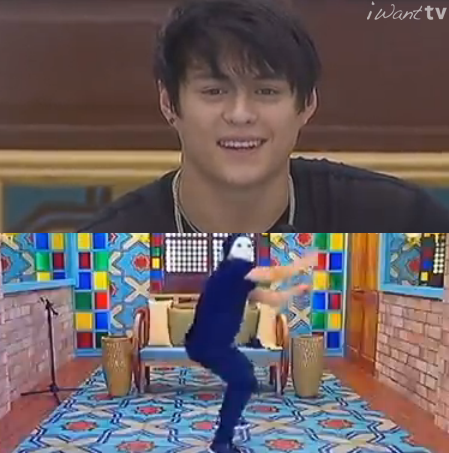 Enrique Gil Twerk It Like Miley on PBB