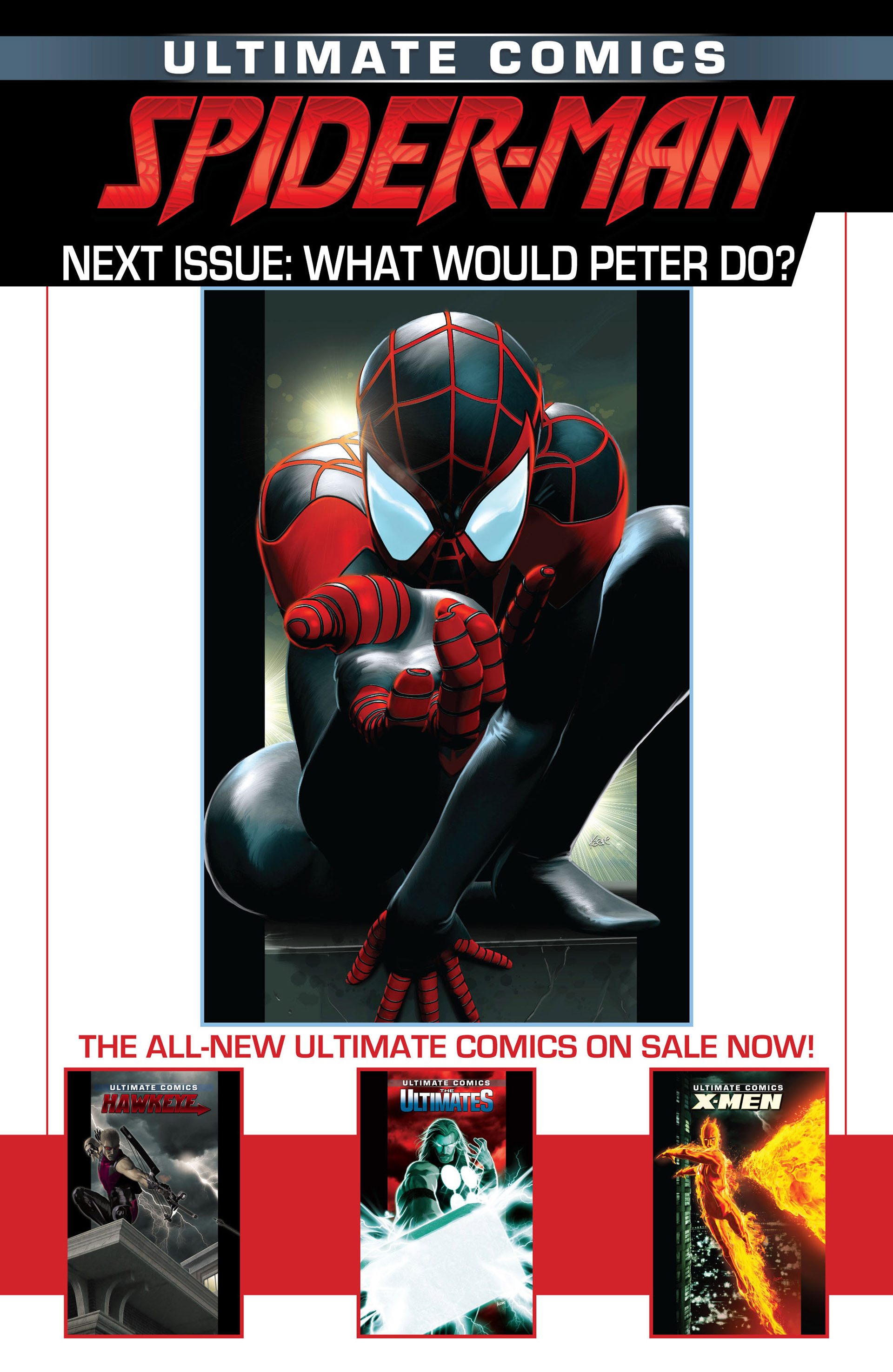 Read online Ultimate Comics Spider-Man (2011) comic -  Issue #3 - 19