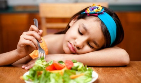Sering Malas Makan? Coba Atasi dengan Cara Berikut