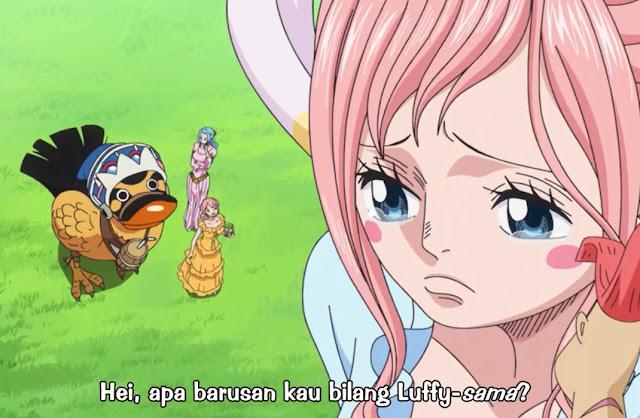 One Piece Episode 884 Subtitle Indonesia
