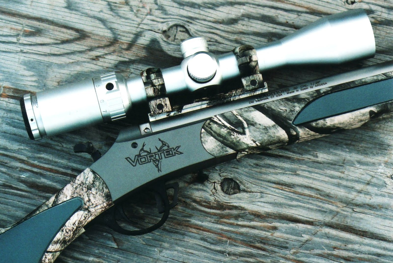 Traditions' Muzzleloader Hunting : Building This Blog In 2013!