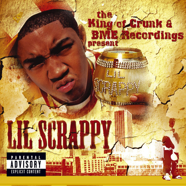 Lil Scrappy & Trillville - The King of Crunk & BME Recordings Present: Lil Scrappy Cover
