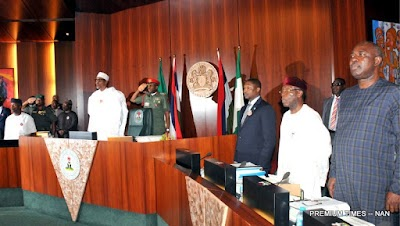 Your Job Doesn't End Till May 28 – Buhari Tells Ministers