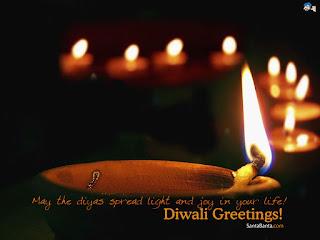 Diwali Greetings 2017