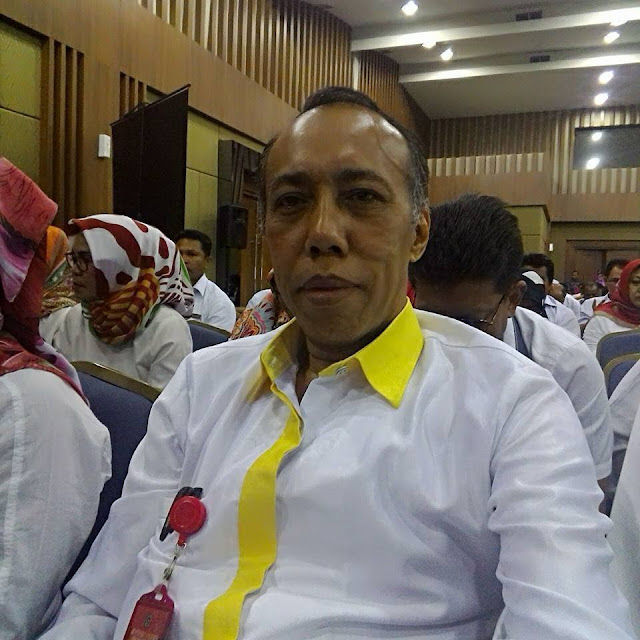 Kepala BPMDES Kabupaten Bima, Drs. Andi Sirajudin, M.Ap