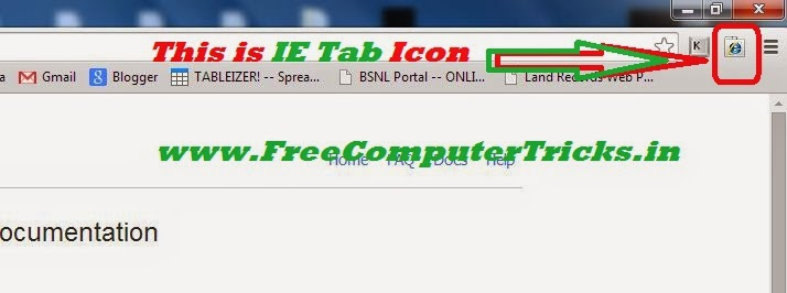 how to change font size in google chrome address bar