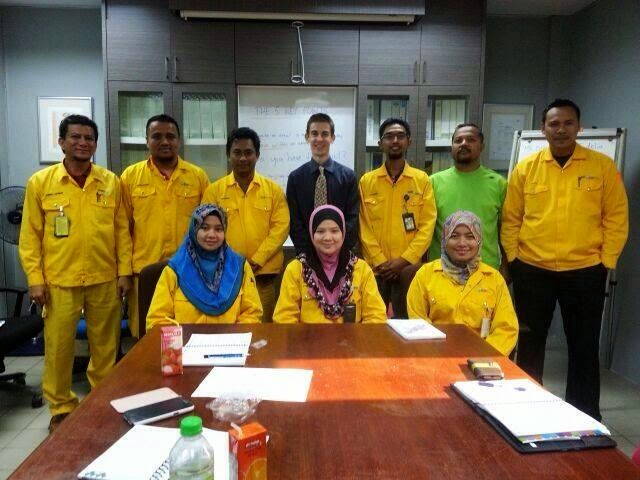 PC MTBE (Petronas) English Class
