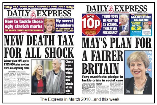 Dementia tax or fair play on social care funding? How the papers changed their tune