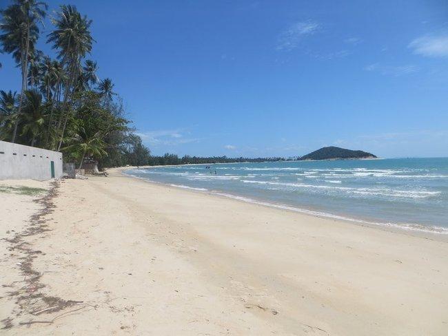 Пляж Липаной
