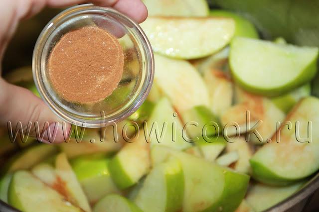 рецепт удивительного яблочного пирога от джейми оливера с пошаговыми фото