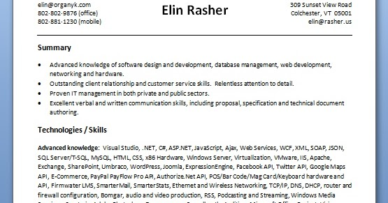 founder resume examples in word format free download