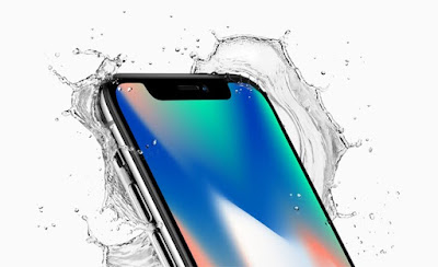 iphone x  Dust And Water Resistance