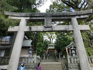 湯河原・五所神社