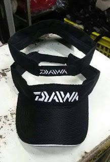 Topi Mancing Visor Merk Daiwa
