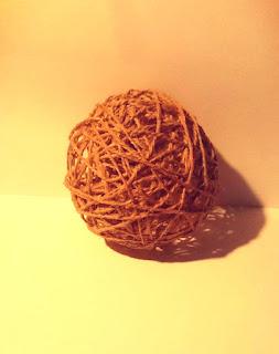 jak zrobić cotton balls kulki ze sznurków
