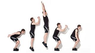 Impulso en el test de salto vertical
