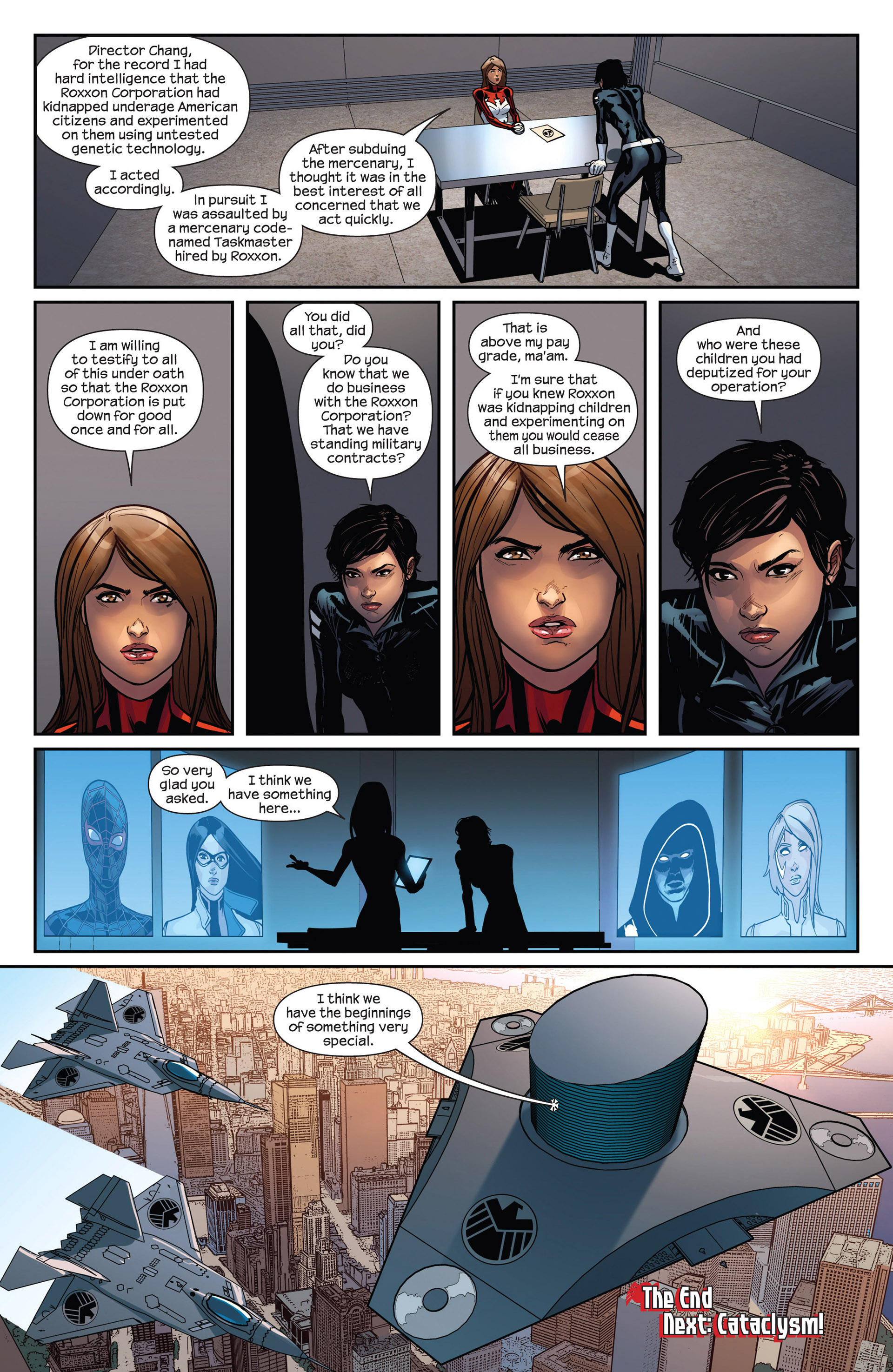 Read online Ultimate Comics Spider-Man (2011) comic -  Issue #28 - 22
