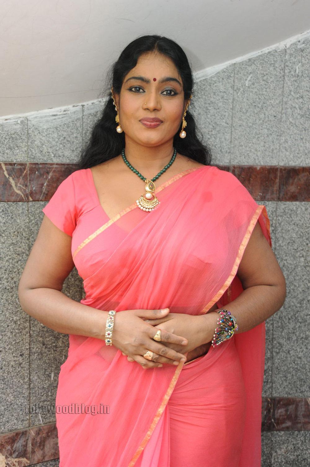 Spicy Saree: Jayavani Latest Hot Saree Photos Gallery