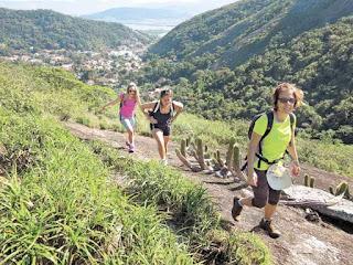 Parque da Serra da Tiririca ganha guia de trilhas