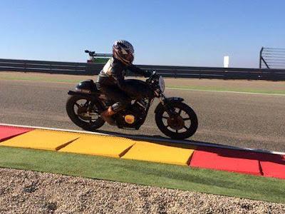 8º Cafe Racer Days 2016. Tandas en circuito Cafe Racer 09