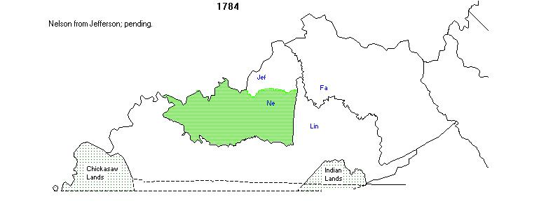 Ohio County, Kentucky History: THE FORMATION AND BOUNDARY