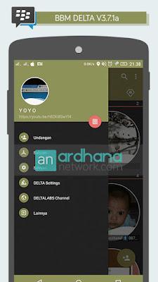 Delta BBM V3.7.1.a - BBM MOD Android V3.0.1.25