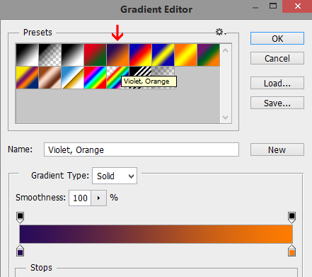 Gradient-map-presets-for-abstract-background