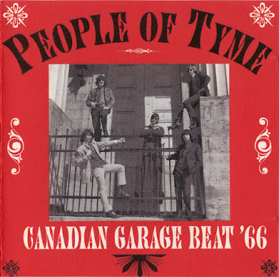 VA - People Of Tyme / Canadian Garage Beat '66