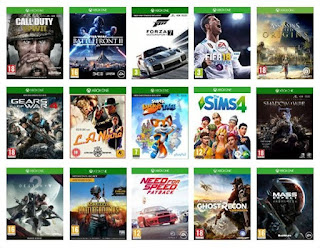 Games for Microsoft XBOX One