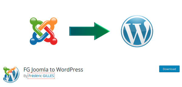How To Convert Joomla Website To WordPress