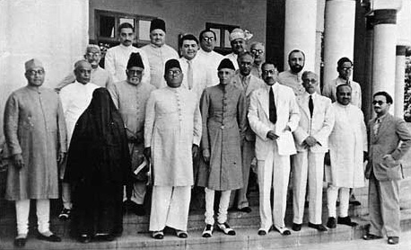 At the All India Muslim League Working Committee, Lahore session, March 1940