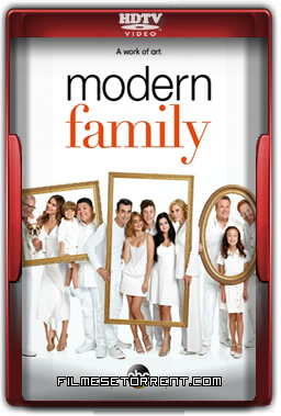 Modern Family 8ª Temporada Legendado Torrent 2016 HDTV 720p 1080p Download