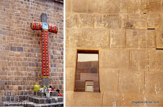 Símbolos cristãos e indígenas se mesclam na religiosidade do povo de Cusco