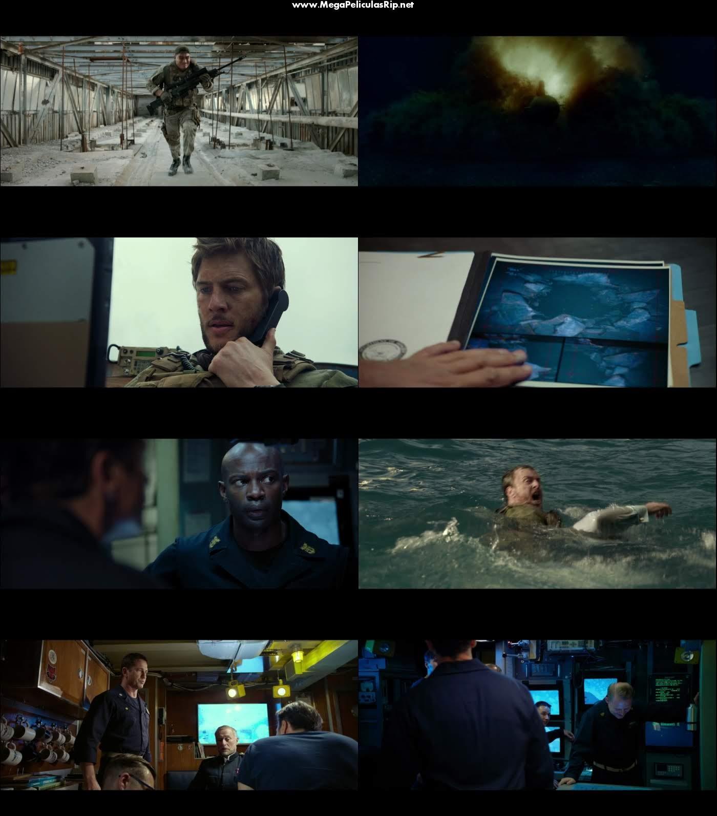 Mision submarino 1080p Latino
