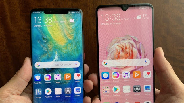 Huawei Mate 20 Pro first look