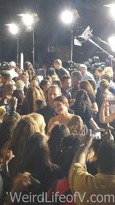 Shailene Woodley - Divergent Premiere