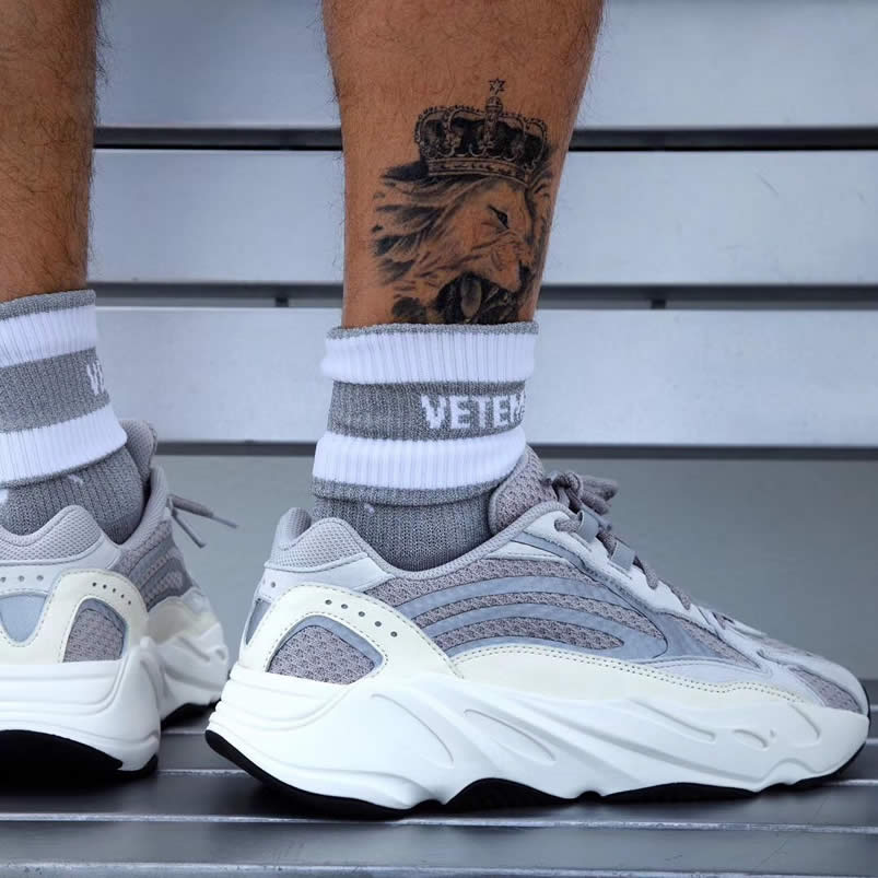 257f73e75a690 Yeezy Boost 700 V2  Static  Shoes Supply On Feet Release Date EF2829 -  www.anpkick.com