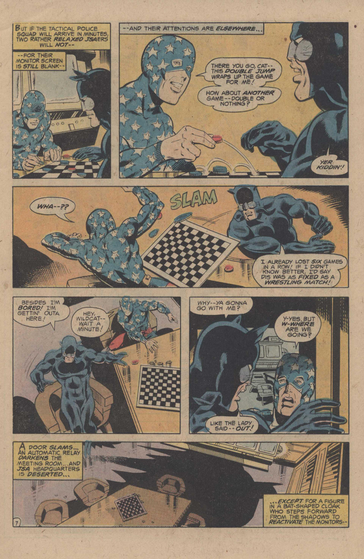 Read online All-Star Comics comic -  Issue #70 - 11