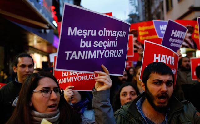 Επτά σημεία για το τουρκικό δημοψήφισμα