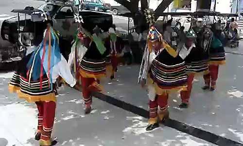 Danza de Moros y Españoles