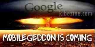 algoritma google mobilegeddon