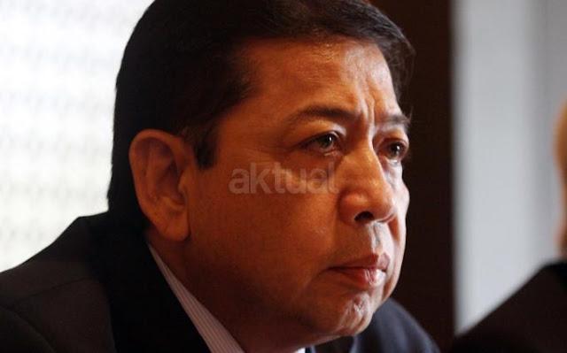 KPK Panggil Novanto sebagai Saksi Kasus E-KTP Senin