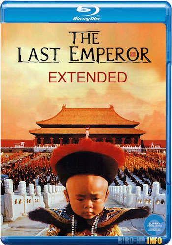 The Last Emperor 1987 Extended Dual Audio Hindi BluRay Download