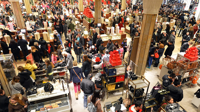 Black Friday em Chicago