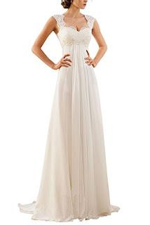 Ever Pretty Women's Lace Long Sleeve Floor Length Evening Dress
